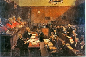 High Treason by Lavery