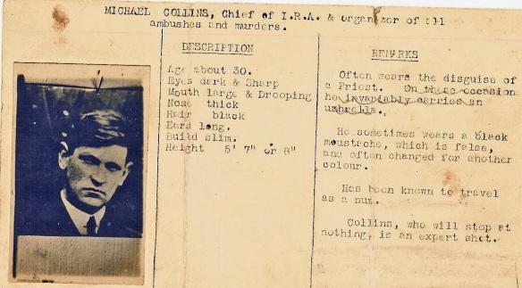 Collins index card