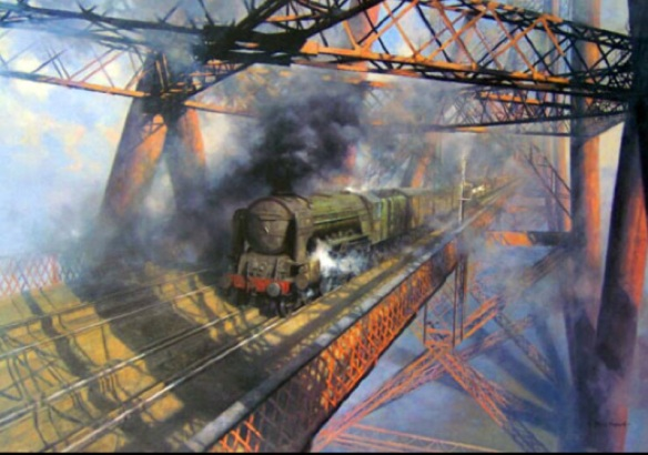 Forth bridge LNER