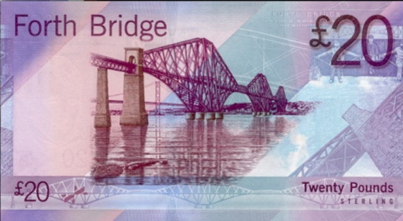 Scottish £20 note